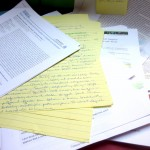 Ask TON: Organizing Notes