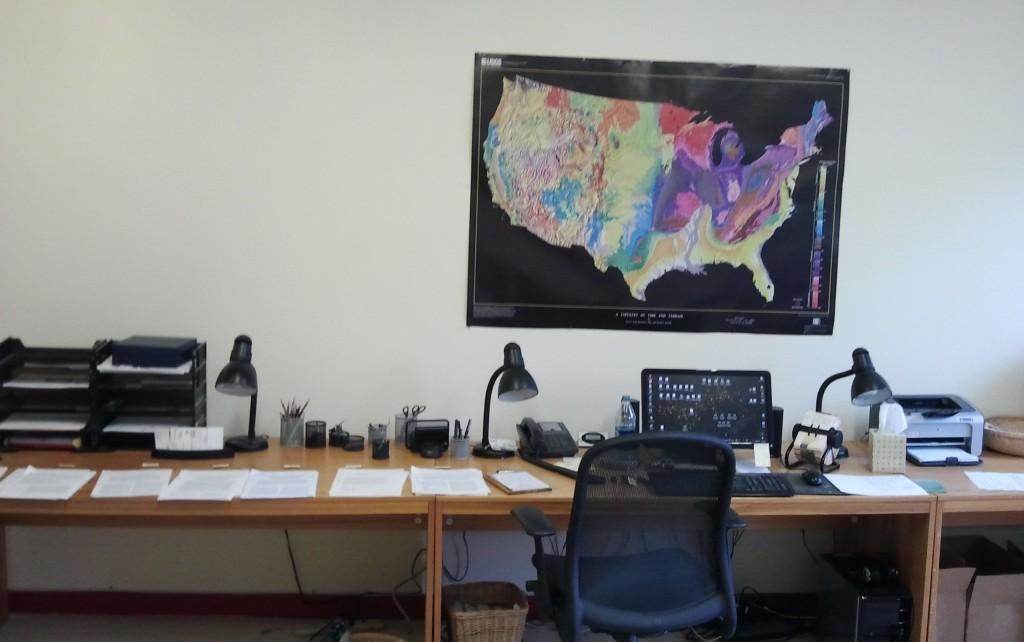 Ann Finkbeiner's office