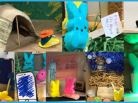 A Two-Peep Limit: Marshmallow Dioramas Meet Middle-Schoolers