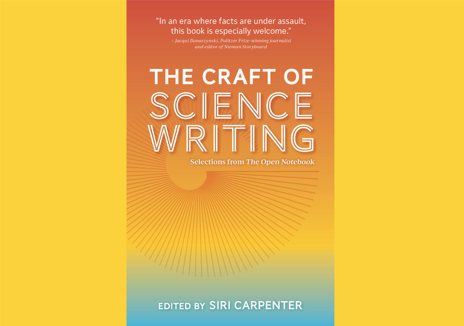 The Craft of Science Writing